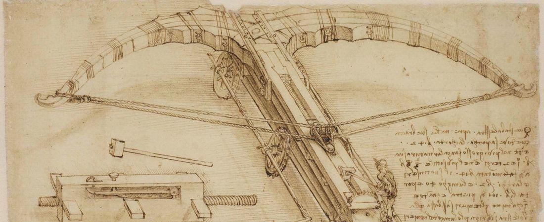 Leonardo da vinci the art of invention between order and for Invenzioni di leonardo da vinci