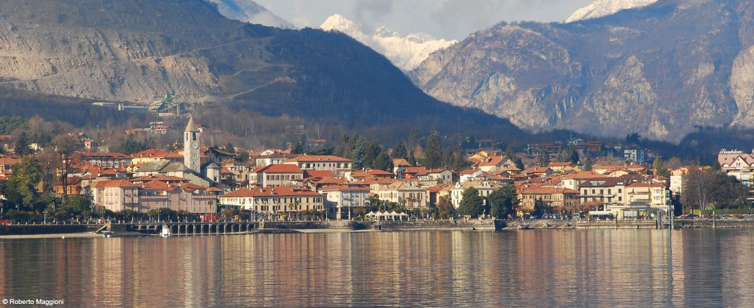 Baveno famous tourist center and holiday resort on lake for Designhotel lago maggiore