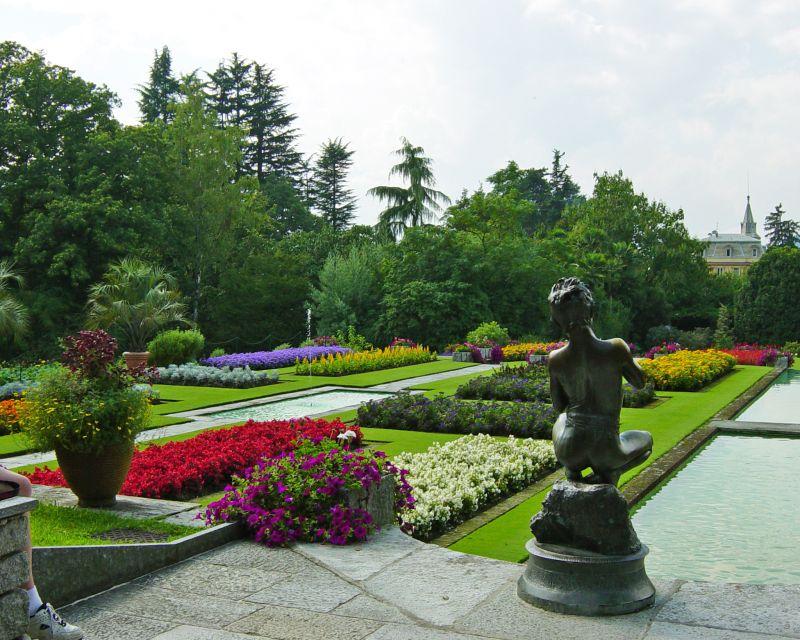 The Gardens of Villa Taranto
